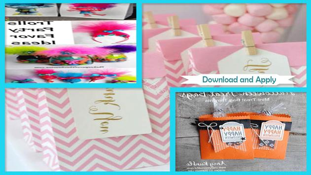 Cute Styrofoam Costume Party Treat Bags screenshot 2