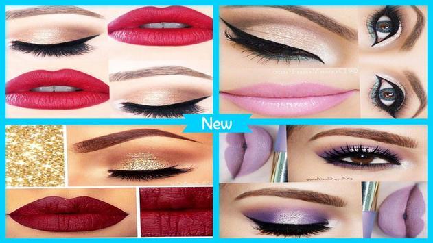 Easy Quinceanera Lips Makeup poster