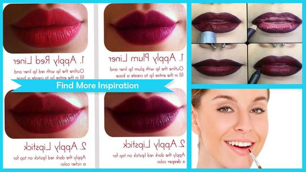 Easy treatment for dark lips screenshot 1