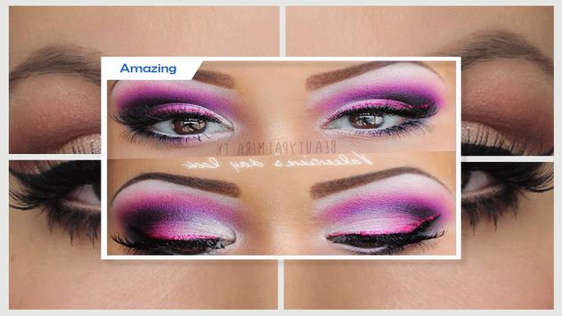 Pretty Pink Makeup Looks screenshot 4