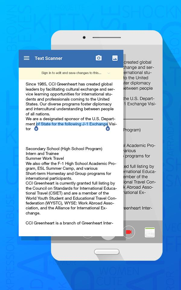 Text Scan – PDF to Word (OCR) for Android - APK Download