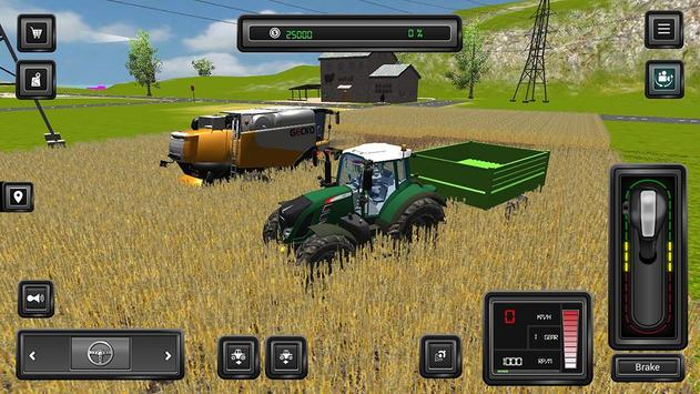 Farming Evolution - Tractor apk screenshot