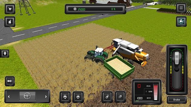 Farming Evolution - Tractor apk screenshot