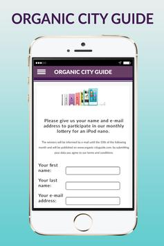 Organic City Guide screenshot 3