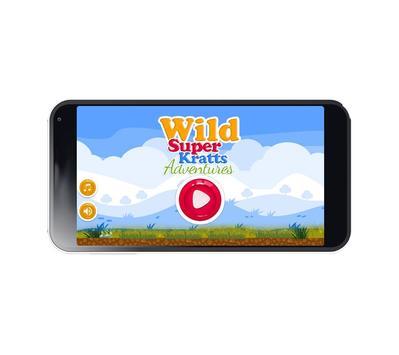 Wild Super Kratts screenshot 2