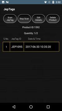 JepTags Business apk screenshot