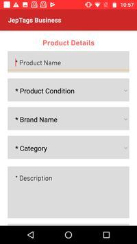 JepTags Business screenshot 7