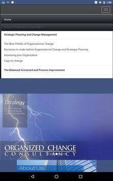 Organized Change Consultancy apk screenshot