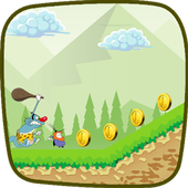 Escape Oggy Game icon