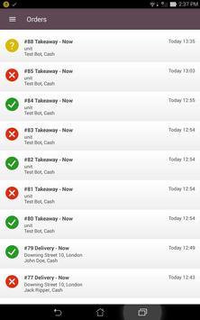 OrderCity apk screenshot