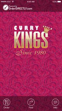 Curry Kings Bristol poster