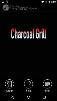 Beddau Charcoal Grill poster