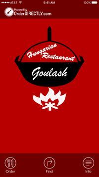Goulash Hungarian Restuarant poster