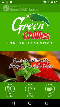 Green Chillies poster