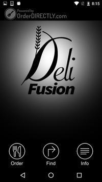 Deli Fusion poster