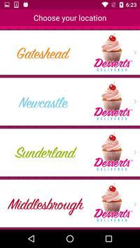 Desserts Delivered poster