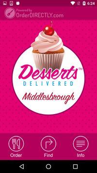 Desserts Delivered screenshot 4