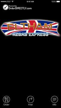 Eltham Kebab Express poster