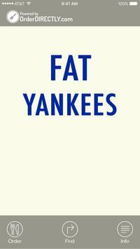 Fat Yankees Hamilton poster