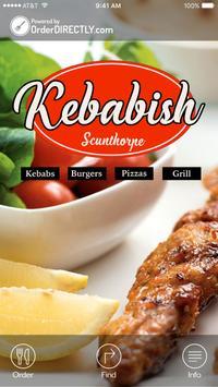 Kebabish Scunthorpe poster