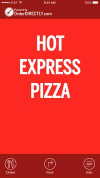 Hot Express Pizza poster
