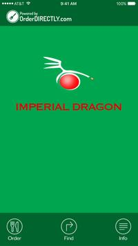 Imperial Dragon Hammersmith poster
