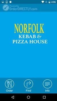 Norfolk Kebab & Pizza House poster