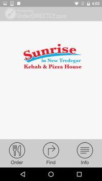 Sunrise Kebab & Pizza House poster