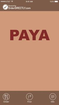 Paya Dagenham poster