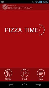 Pizza Time Maldon poster