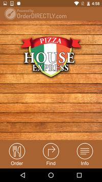 Pizza House Express poster