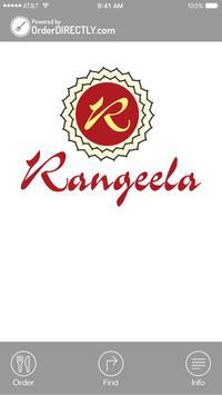 Rangeela Indian poster