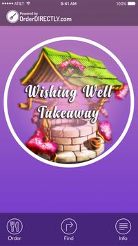 Wishing Well Takeaway poster
