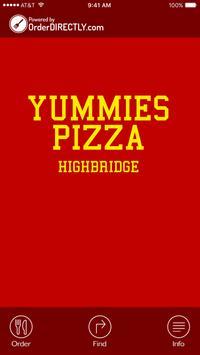Yummies Highbridge poster