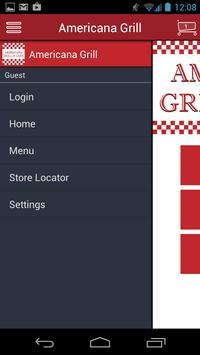 Americana Grill & Cafe screenshot 4