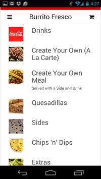 Burrito Fresco apk screenshot