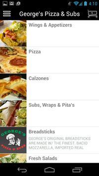 George's Pizza apk screenshot