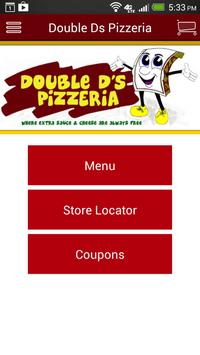 Double Ds Pizzeria poster