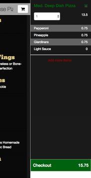 Joe's Station House Pizza screenshot 3