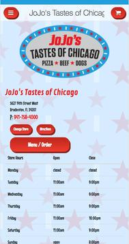 JoJo's Tastes of Chicago screenshot 4