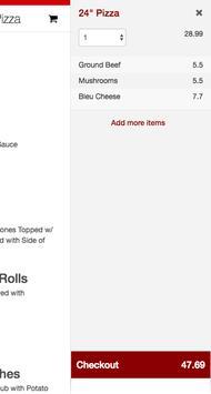 Pazzo Big Slice Pizza screenshot 3