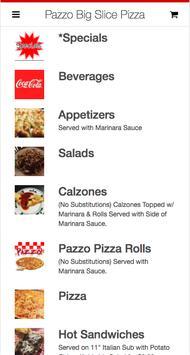 Pazzo Big Slice Pizza screenshot 1