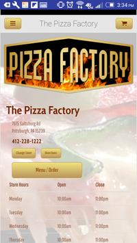The Pizza Factory poster