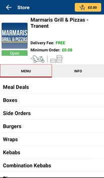 Marmaris Grill apk screenshot