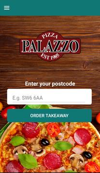 Palazzo Pizza poster
