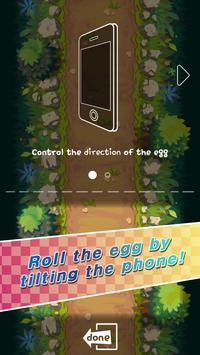 Rolling Egg screenshot 1