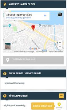 Ordu Rehberim apk screenshot