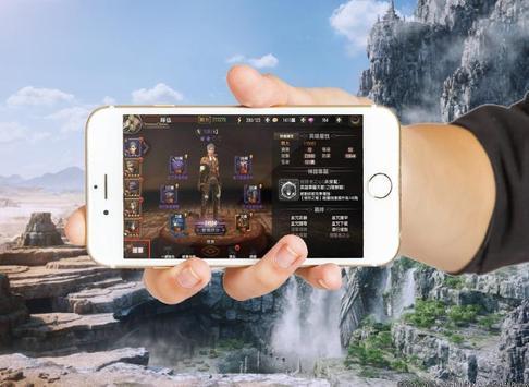 Guide Final Fantasy Awakening se Authorize 3D arpg poster