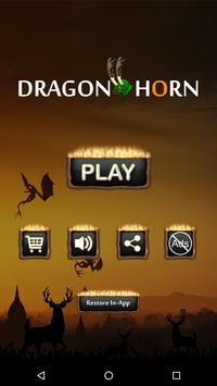 Dragon Horns ポスター