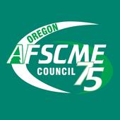 Oregon AFSCME Mobile App icon